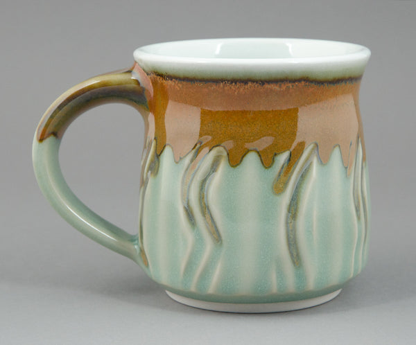 Medium-Lg. Celadon Signature Mug #2