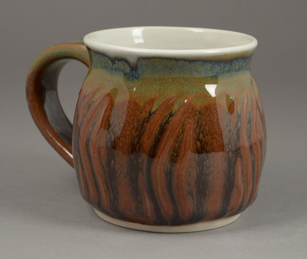 Small Pond Glazed Signature Mug