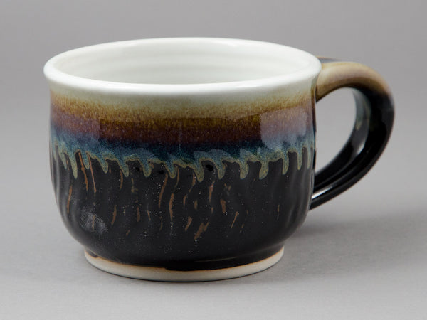 Rutile Black Signature Soup Mug