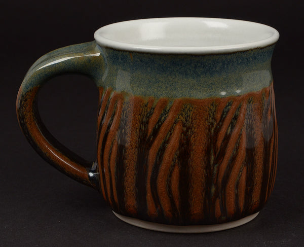 Green-Blue-Earthtones Signature Mug #2