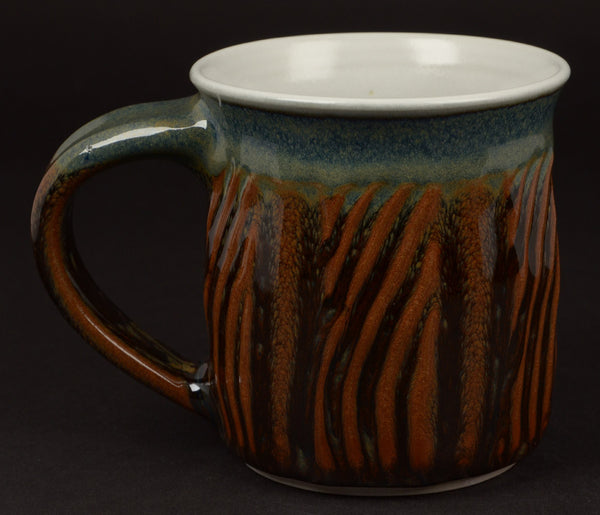 Green/Blue-Earthtones Signature Mug #4