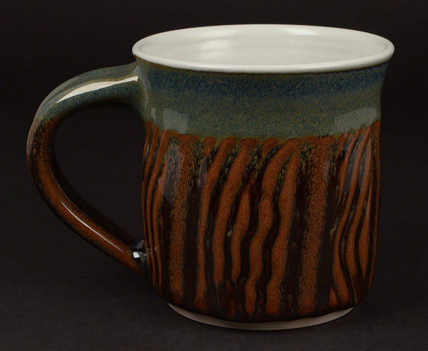 Green/Blue-Earthtones Signature Mug #5