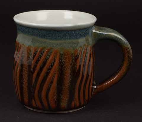 Green/Blue-Earthtones Signature Mug #6
