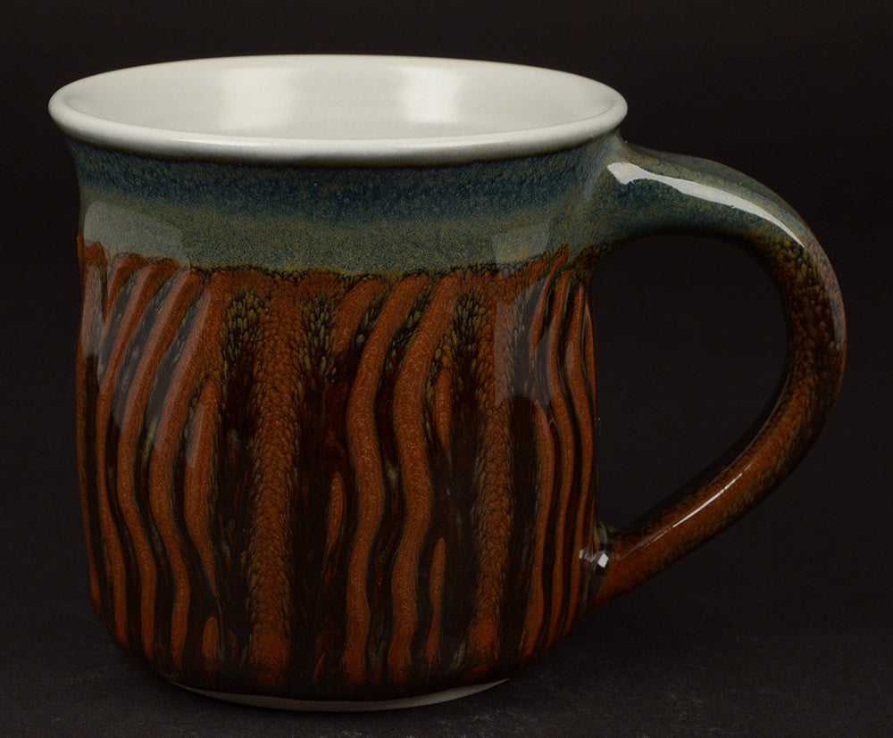 Green/Blue-Earthtones Signature Mug #7