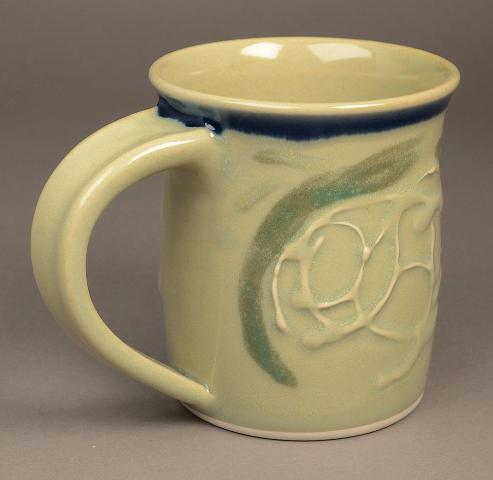 Large Celadon Signature Mug