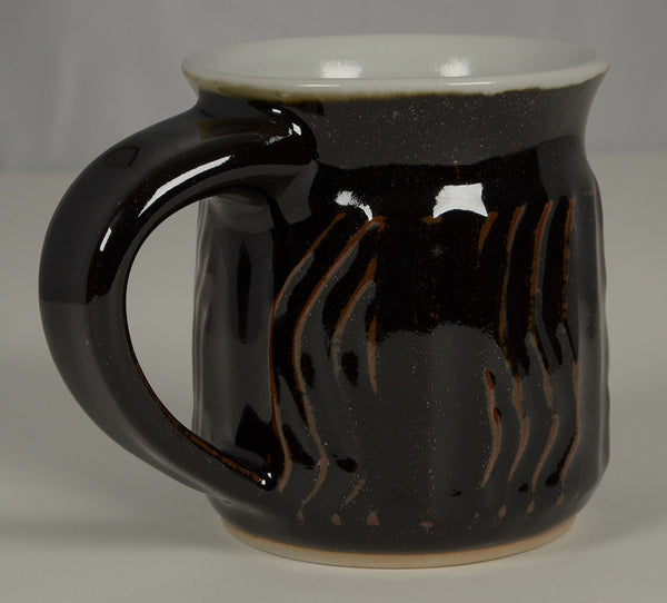 Tenmoku Black Signature Mug