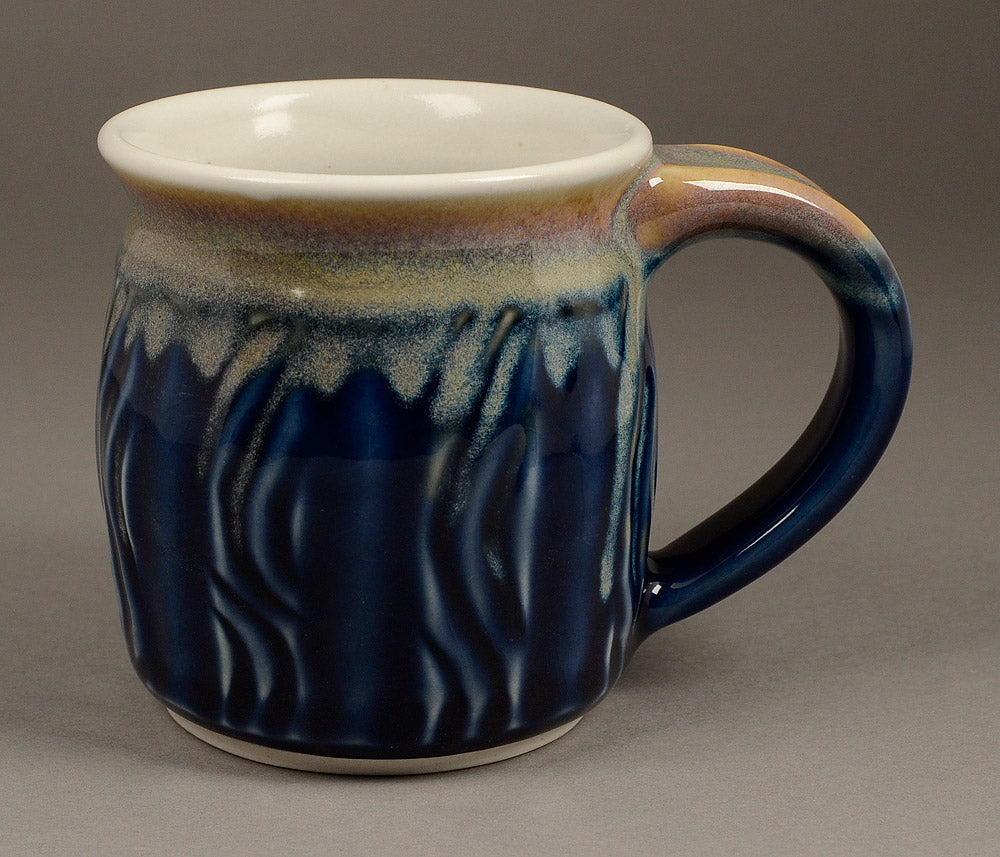 Medium Blue Signature Mug