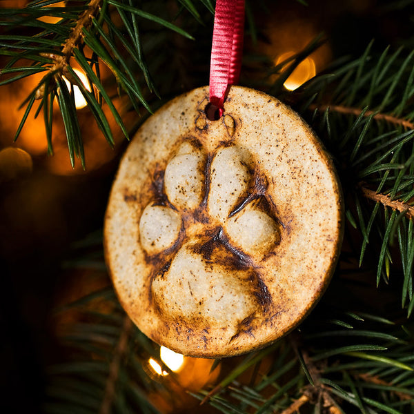 The Paw Print Ornament from Mug Revolution
