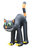 20 Foot Animated Black Cat