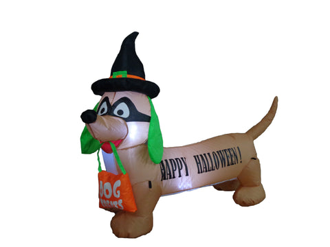 4 Foot Long Halloween Dog