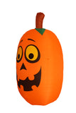 10 Foot Tall Halloween Inflatable Silly Funny Cute Pumpkin Yard Decoration