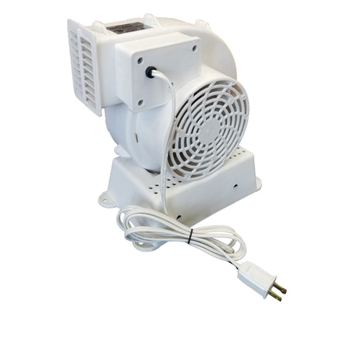 Replacement Fan Blower (NO STRING CONNECTOR) - Model AH-4 (120V, 60Hz, 1.45A)