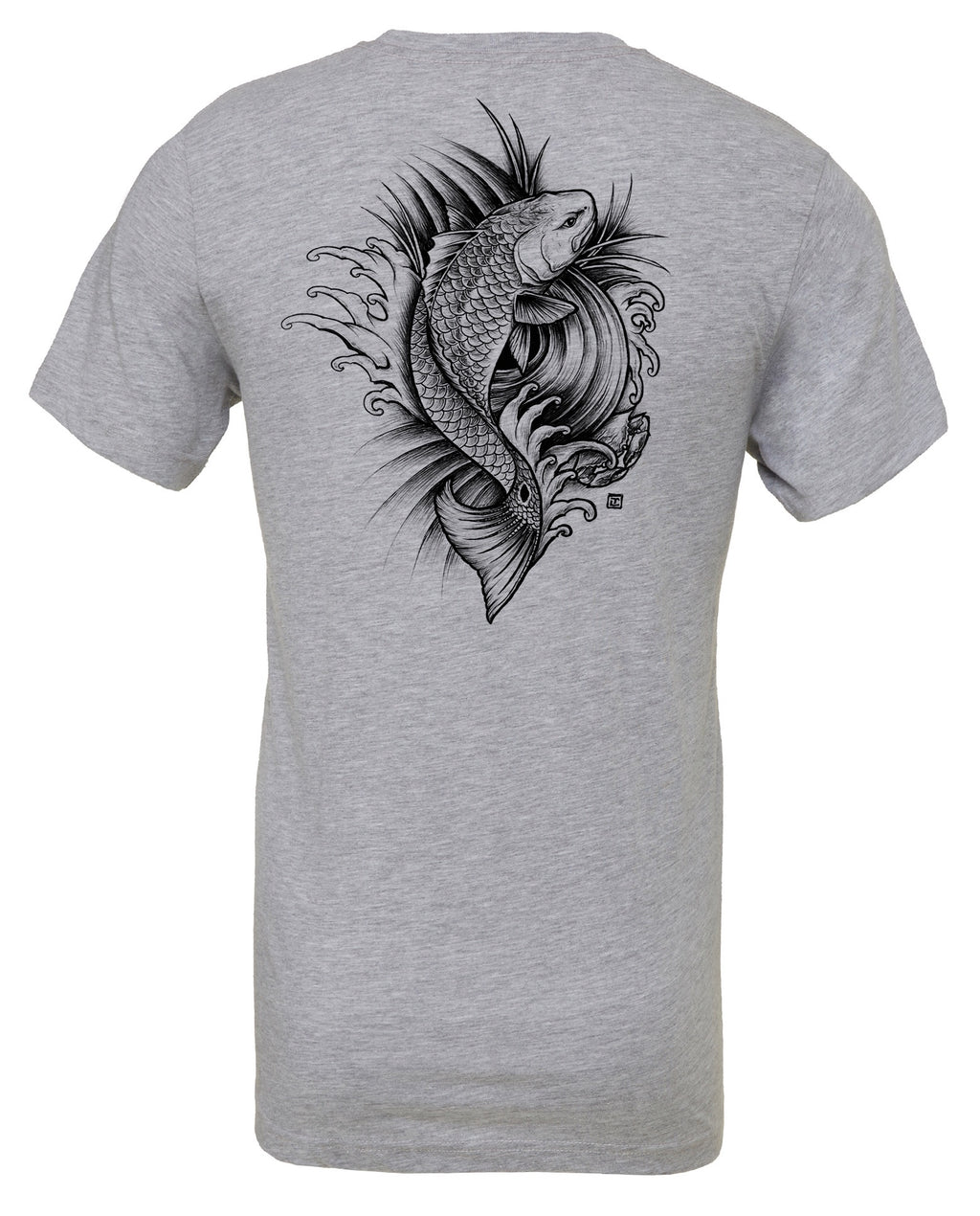 Redfish Tattoo T-Shirt