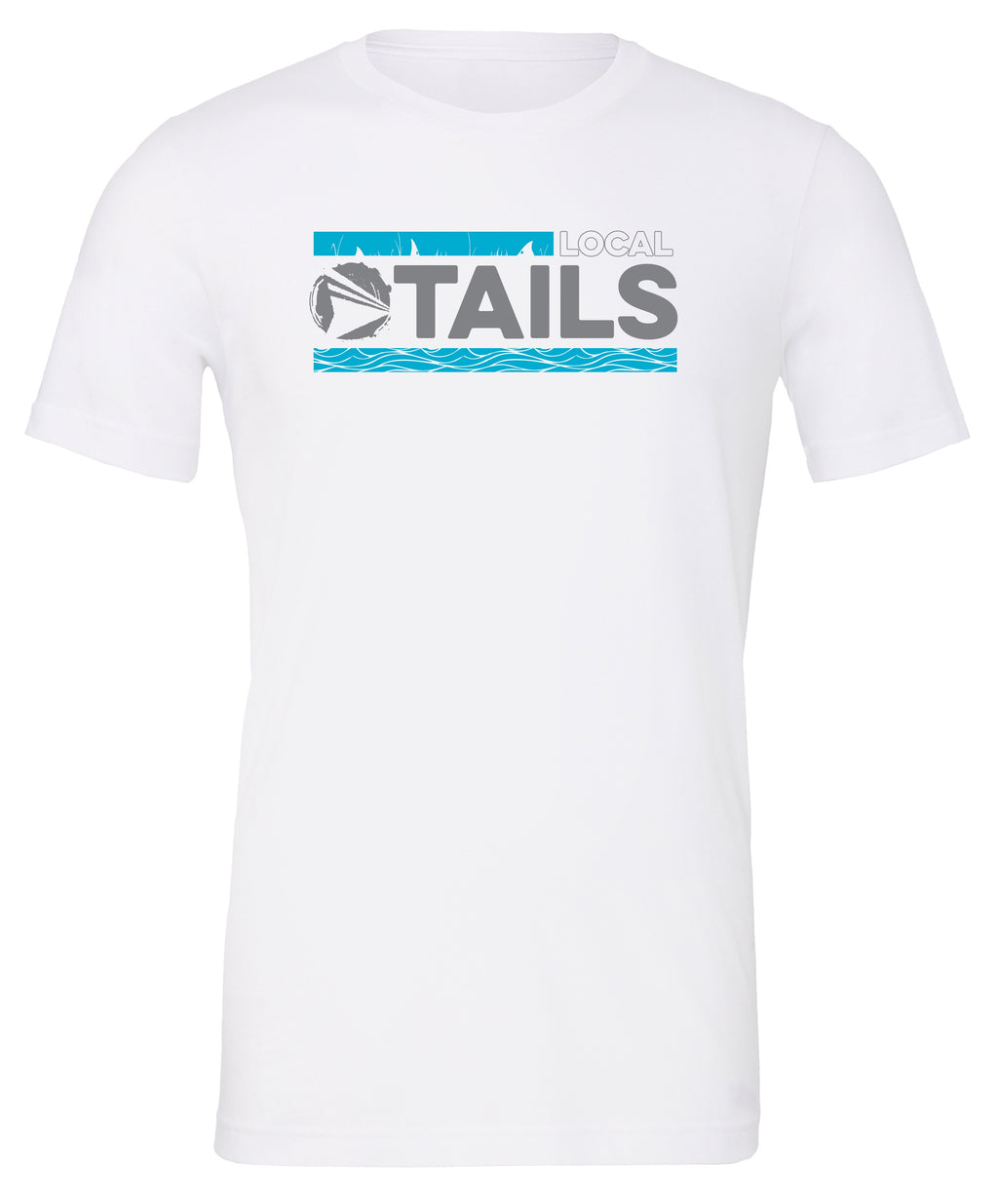 Waves & Tails T-Shirt