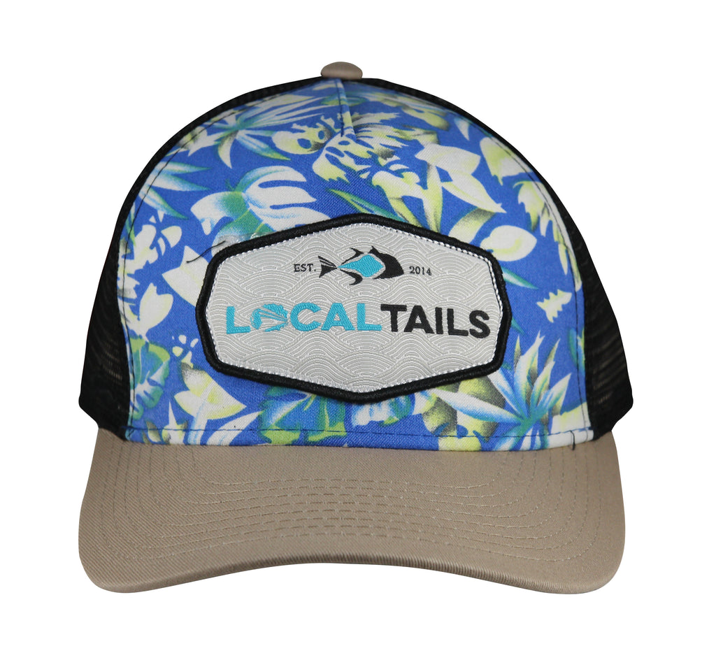 Tropical Hat - Tan