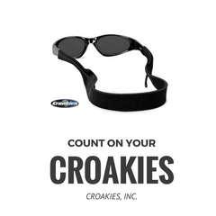 Croakies for your Sunglasses