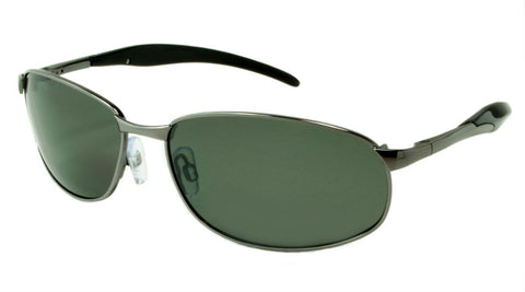 Polarized Metal Sunglasses 28869 Gunmetal