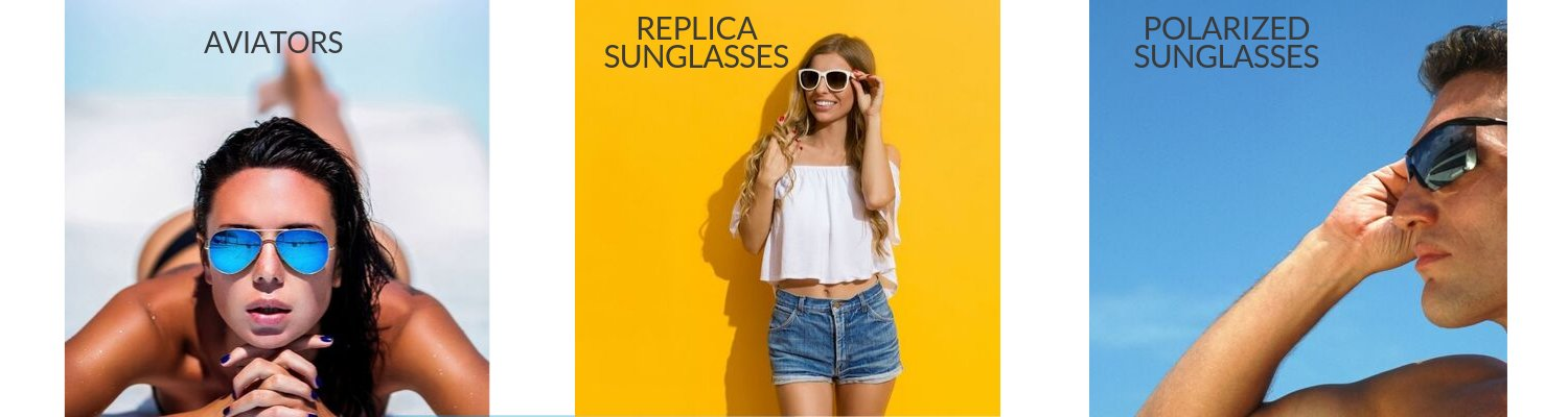 Replica Sunglasses | The Same Look For Less