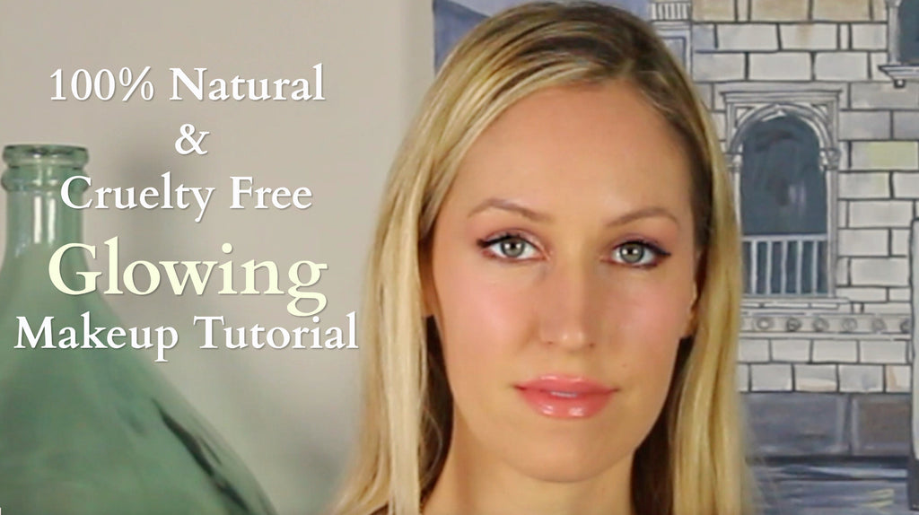 Natural Glowing Makeup Tutorial + Gressa Skin Review