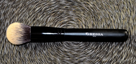 Gressa Skin Foundation Brush review Green Beauty Blogger