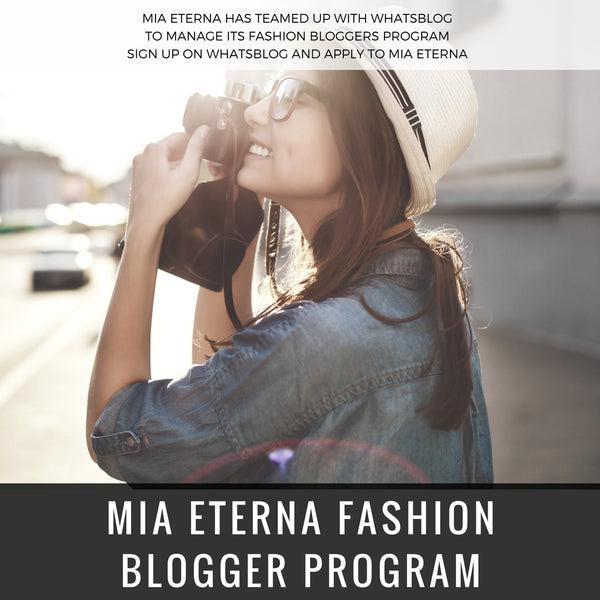 MIA ETERNA l WHATSBLOGl FASHION AFFILIATE BLOGGER PROGRAM