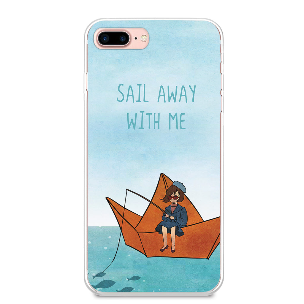 Ốp lưng - Sail away with me (Traveller)