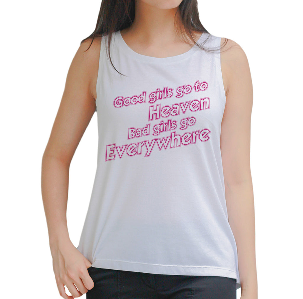 Good girl Bad girl Tank Top