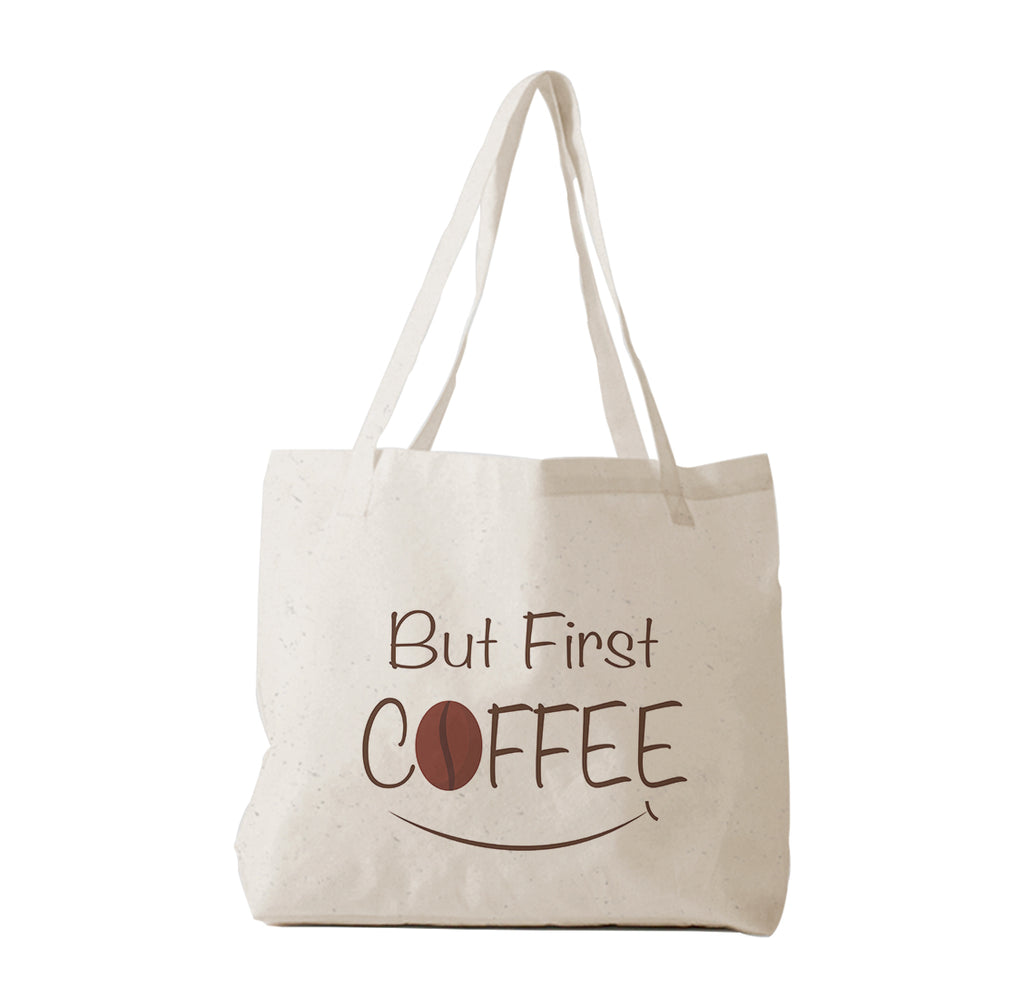 Tote Bag But first Coffee