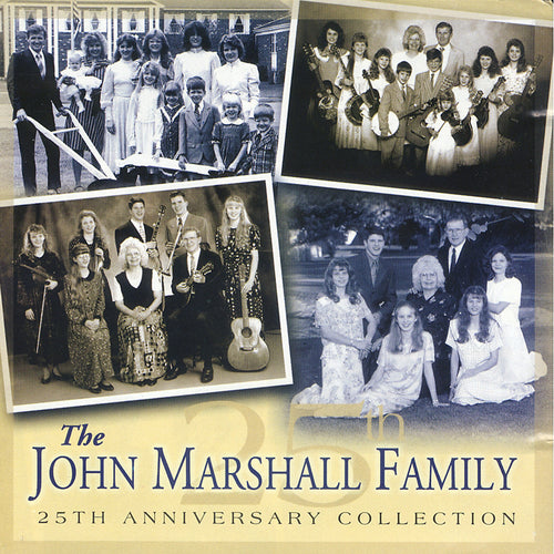 25th Anniversary Collection // Digital Album - Marshall Music