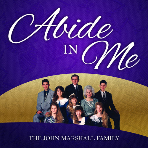 Abide In Me // Digital Album - Marshall Music