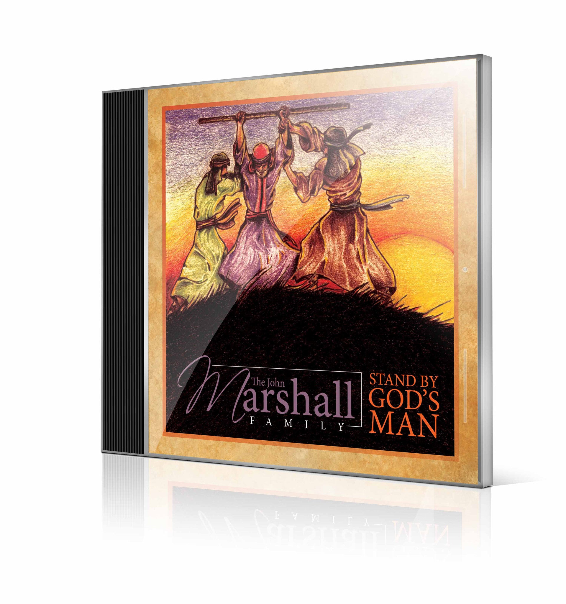 Stand By God's Man - Marshall Music