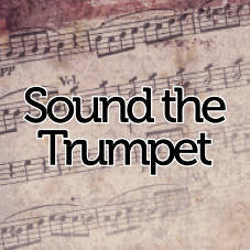 Sound the Trumpet // Sheet Music - Marshall Music
