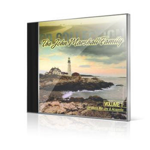CD Collection Volume 1: 06 God Of Our Fathers - Marshall Music