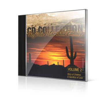 CD Collection Volume 2: 14 Sacrifice Of Love - Marshall Music
