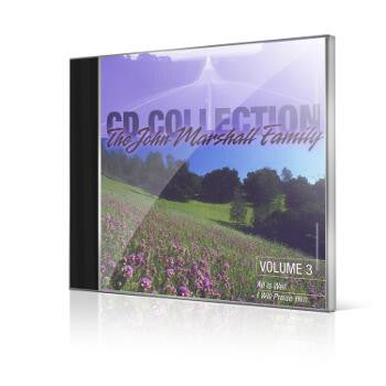 CD Collection Volume 3: 13 I Will Praise Him - Marshall Music