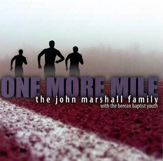 One More Mile: 06 The Glory of His Presence - Marshall Music
