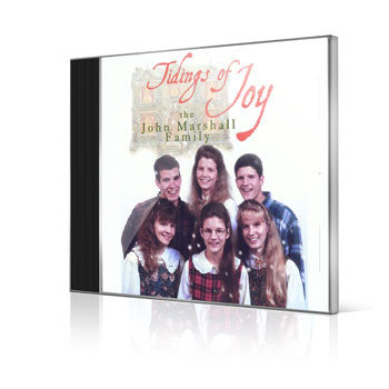 Tidings of Joy // Digital Album - Marshall Music