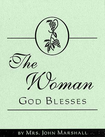 The Woman God Blesses // Digital Album - Marshall Music