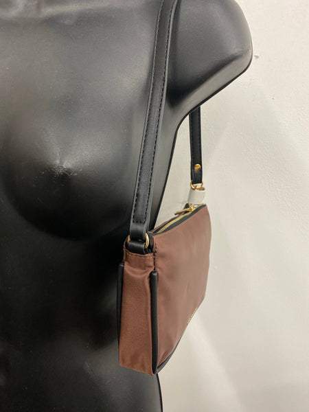 Mini Shoulder Bag Brown