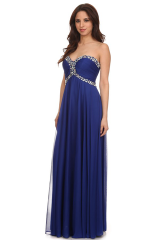 VESTIDO LARGO  AN1858034 | LONG DRESS AN1858034