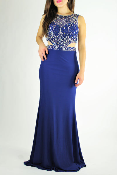 VESTIDO LARGO AN2509223 | LONG DRESS AN2509223