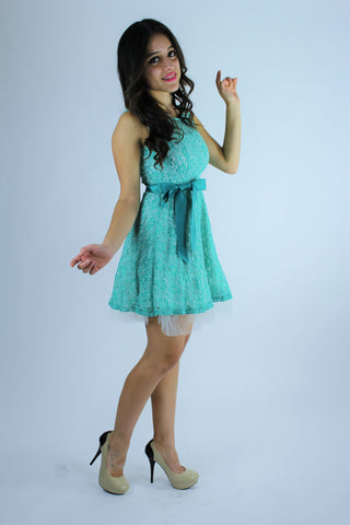 VESTIDO CORTO AN266D1454 | SHORT DRESS AN266D1454
