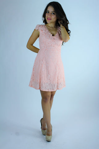 VESTIDO CORTO AN260D11892 | SHORT DRESS AN260D11892