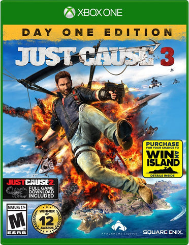 Just Cause 3 - Xbox One Standard Edition
