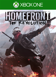 Homefront: The Revolution: Exclusive SteelBook Edition (Xbox One)