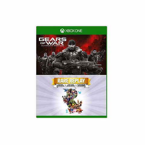 Gears of War Ultimate Edition + Rare Replay