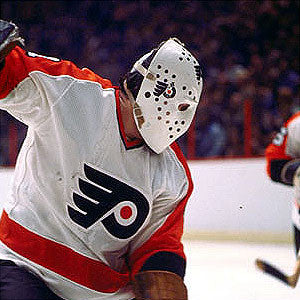 Goalie Mask - Bernie Parent NHL Philadelphia Flyers