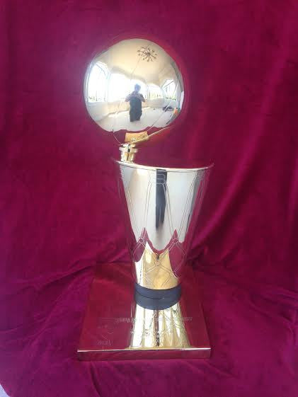 Full Size NBA Championship Trophy Replica