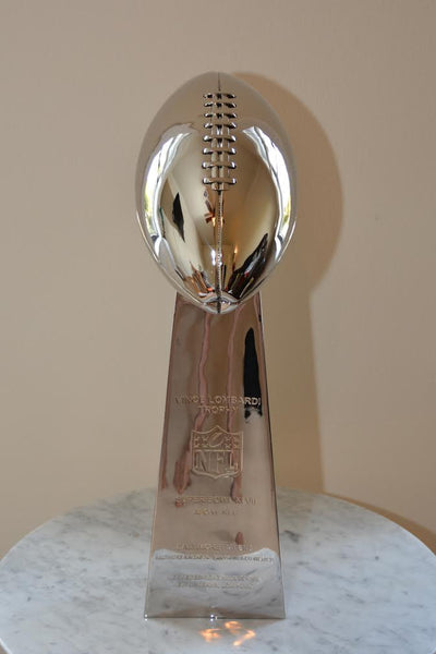 Full Size Vince Lombardi Super Bowl Trophy Replica