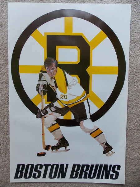 NHL Posters - Boston Bruins